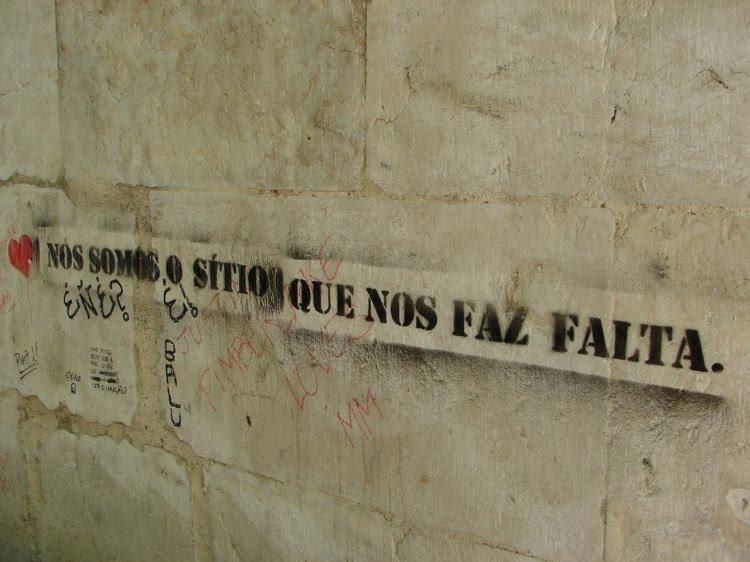 banco de jardim frases:nova de s francisco em lisboa existe um banco de jardim que abdicou de