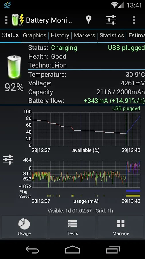 Battery Monitor Widget Pro v3.10.3