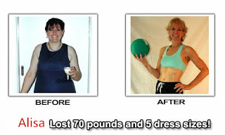 Alisa use Japan Lingzhi lose weight succeed