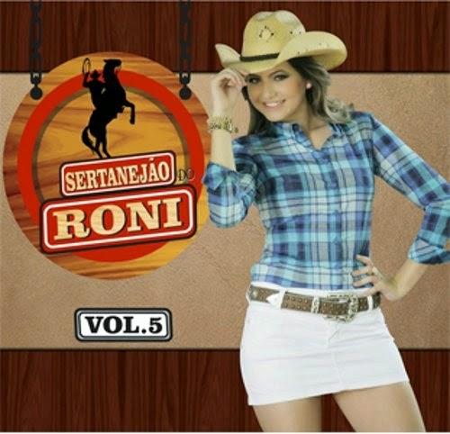 Sertanejão do Roni Vol.5