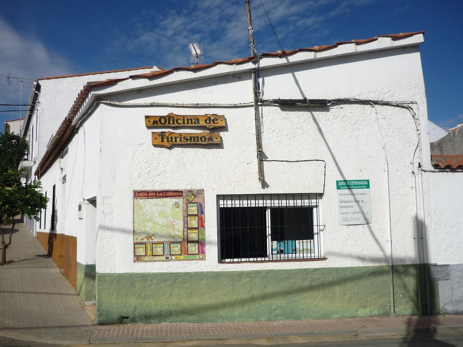Turismo la codosera presentaci n for Oficina turismo badajoz