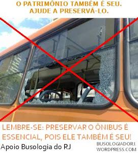 Preserve o Ônibus!