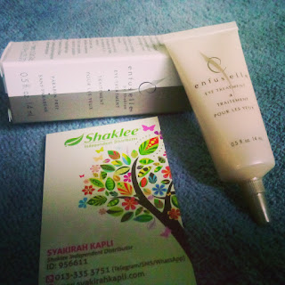 eye treatment shaklee