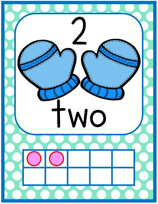 Elementary Organization: easy as 1, 2, 3. {number poster freebie}