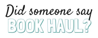 Book Haul cz. II | Wrzesień 2015