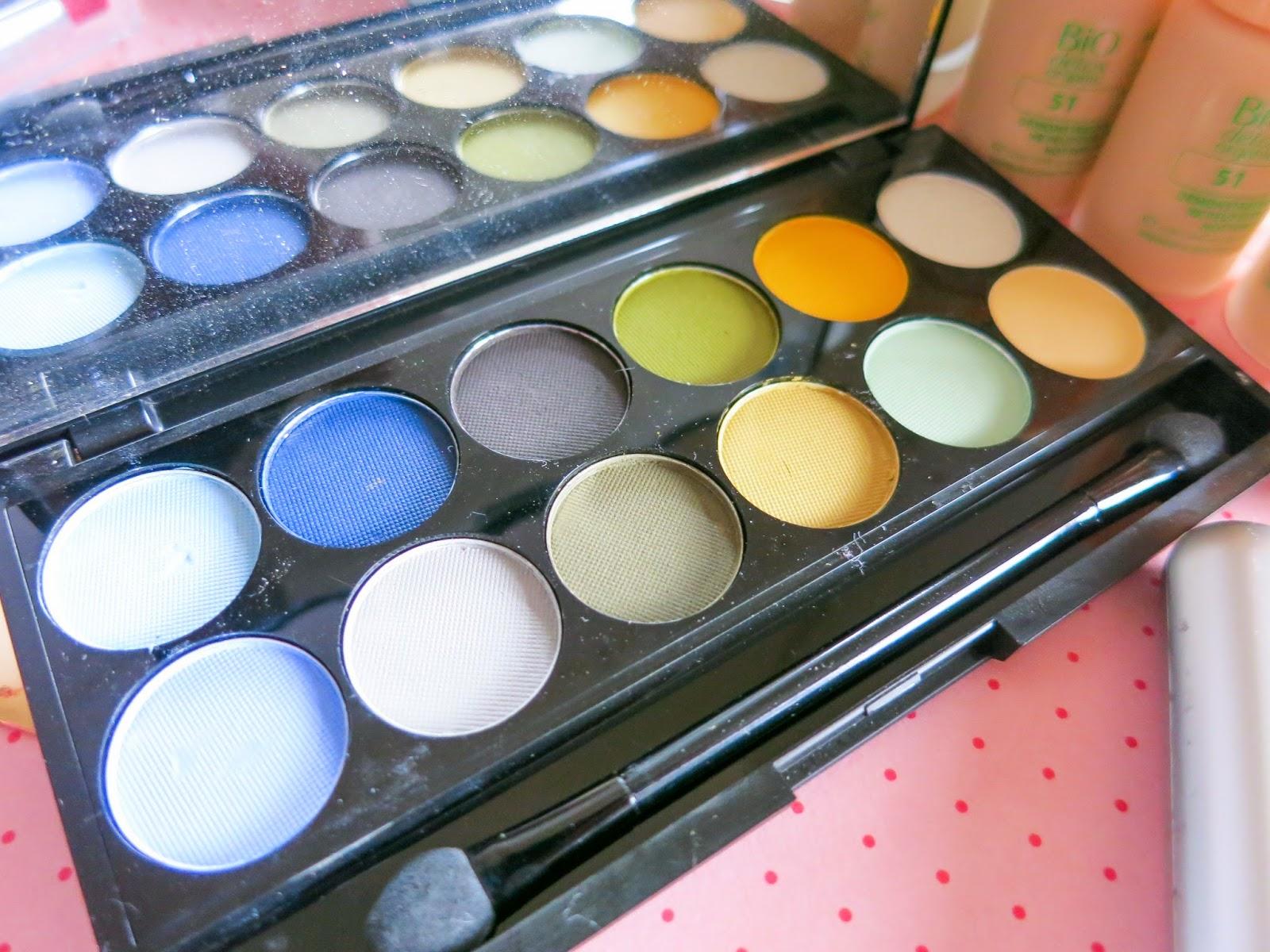 makeup bargain budget haul Wet n Wild Bourjois Sleek