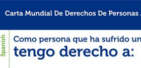 CARTA MUNDIAL DE DERECHOS DE PERSONAS AFECTADAS POR ICTUS