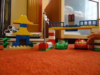 Tokyo Racing Lego Duplo Set