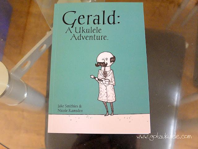 Gerald: A Ukulele Adventure