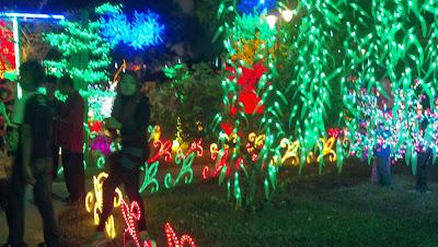 pesta pulau pinang, taman cahaya