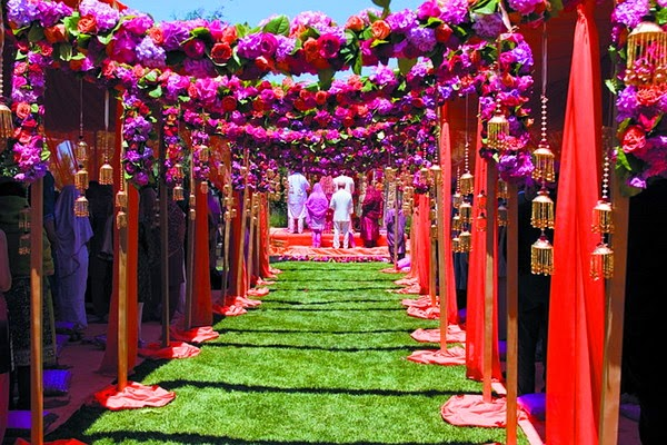 Indian Wedding Planners–wedding Gate, Stage, Mandap
