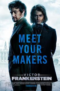 Victor Frankenstein ( 2015 )