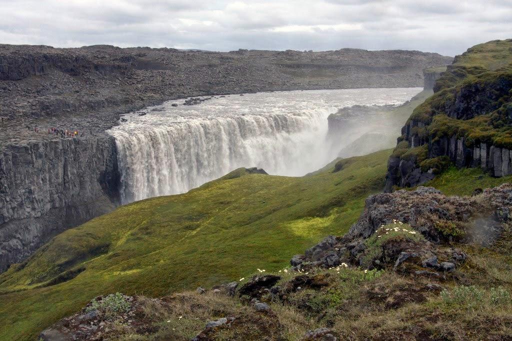Podróże 2009: Islandia - kraina ognia i lodu, cz. 2 Interior (dużo zdjęć)