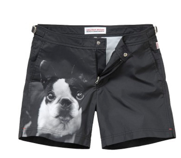 Men Short Terri Cloth Robe