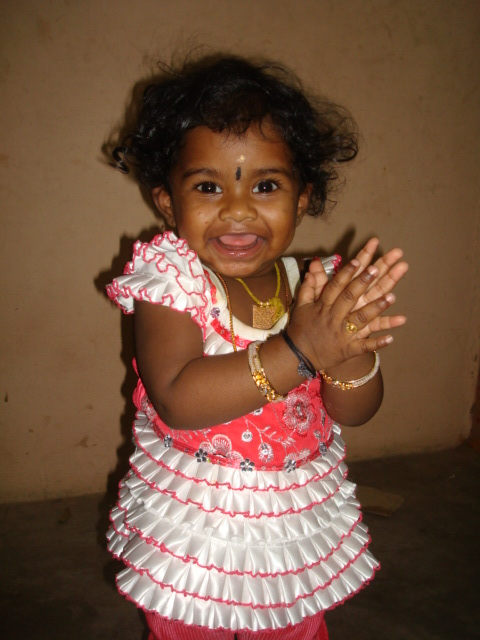 My Friend Udaya's Daughter Kanishka 1