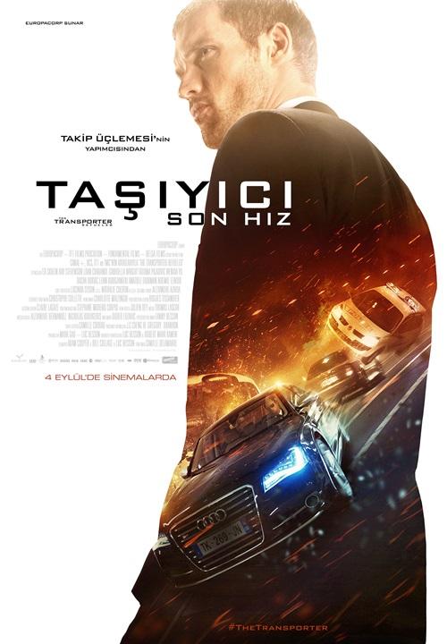 Taşıyıcı: Son Hız (2015) Film indir