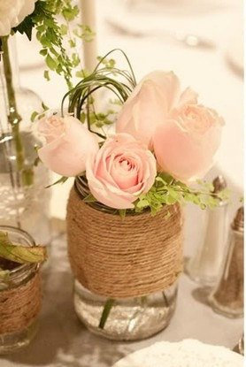 Mason Jars And Flowers DIY Projects The Cottage Market