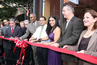 east harlem cafe grand opening