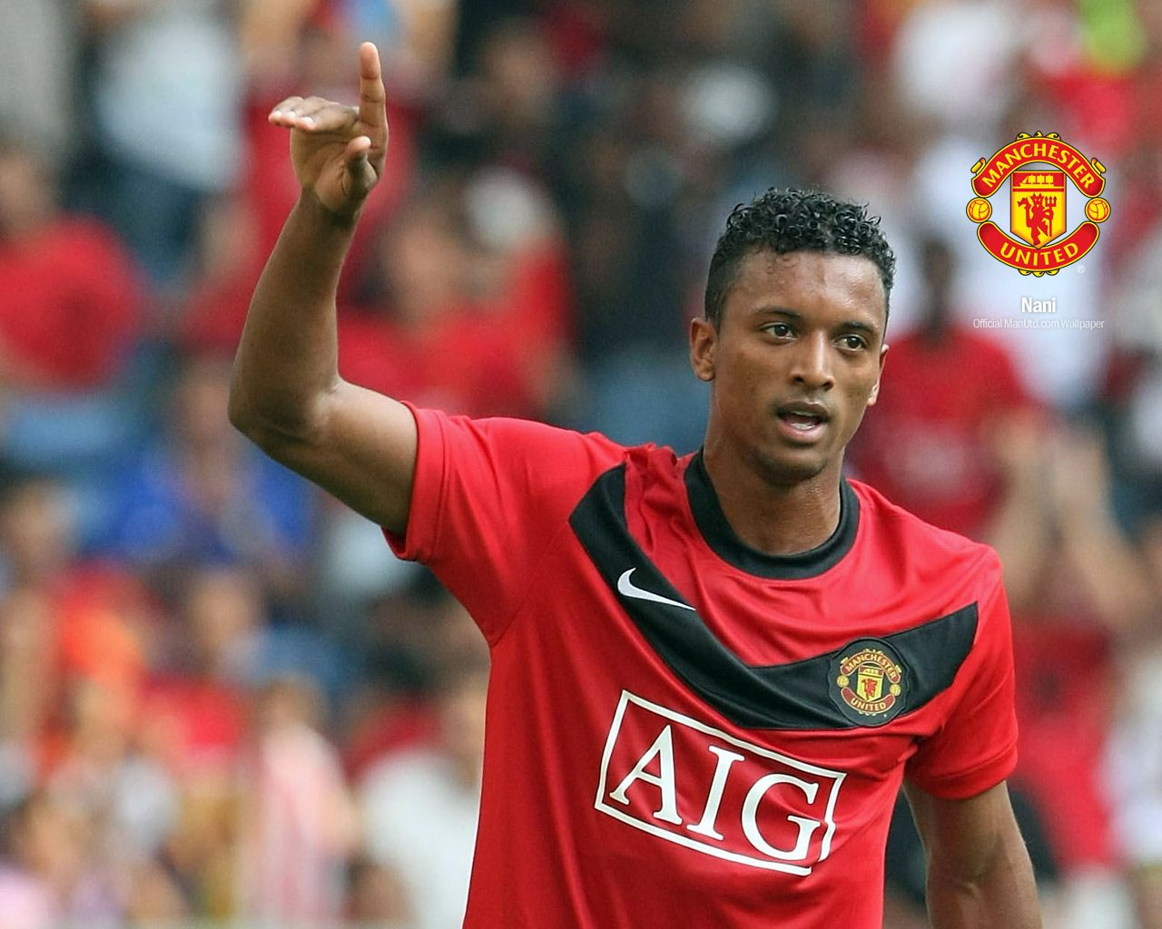 The Best Footballers: Nani is a Portuguese football player plays as a ...