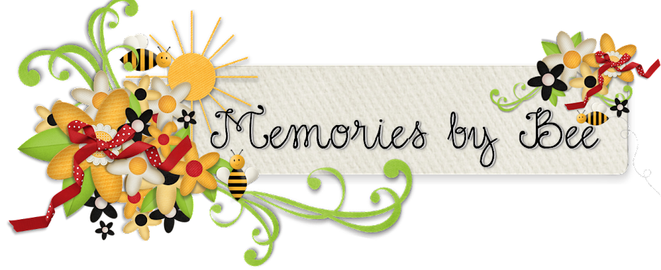 Memories by Bee - My Journey Through Life and Scrapbooking