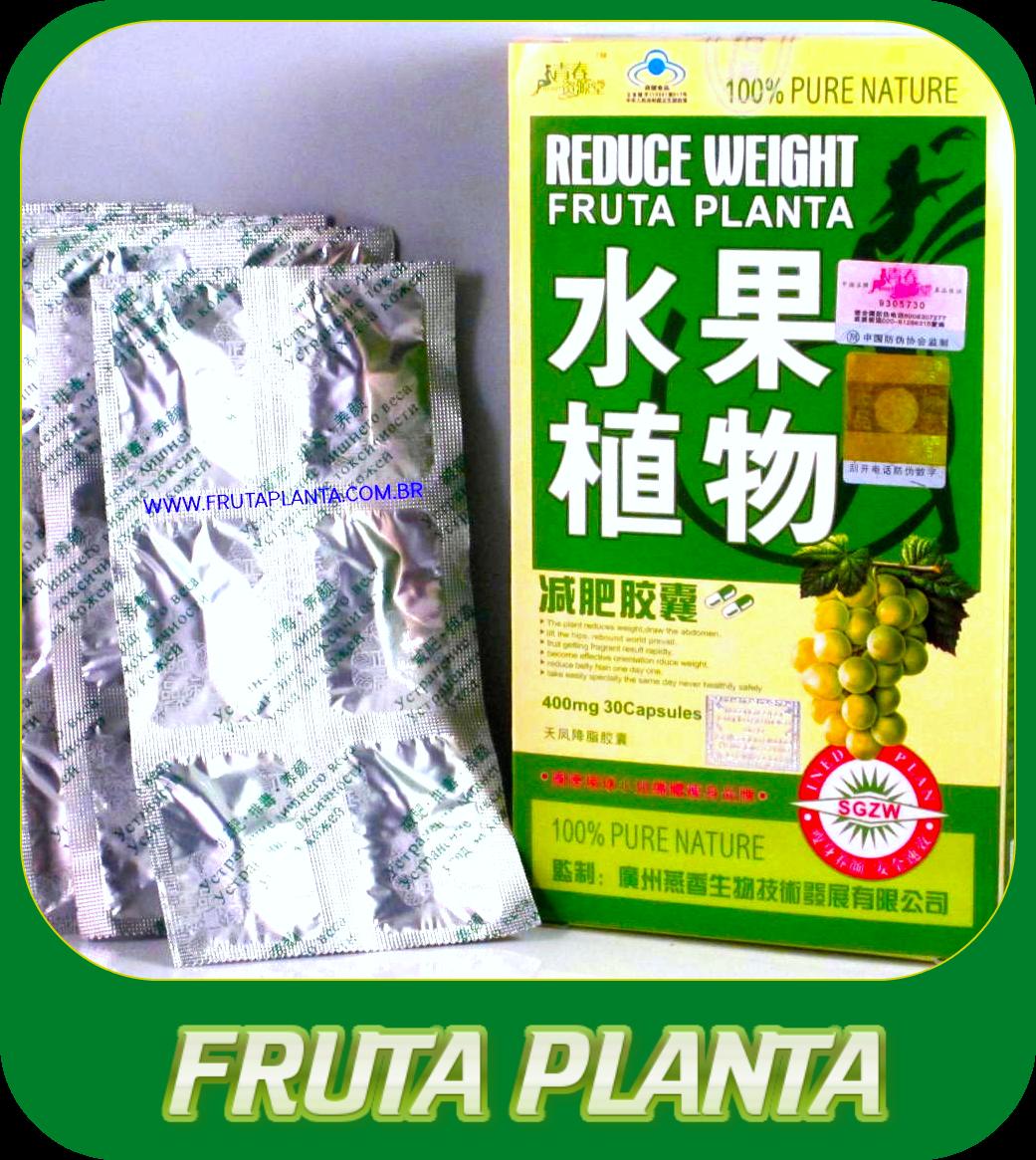 LiDa Emagrecedores Importados: Lote de Fruta Planta para