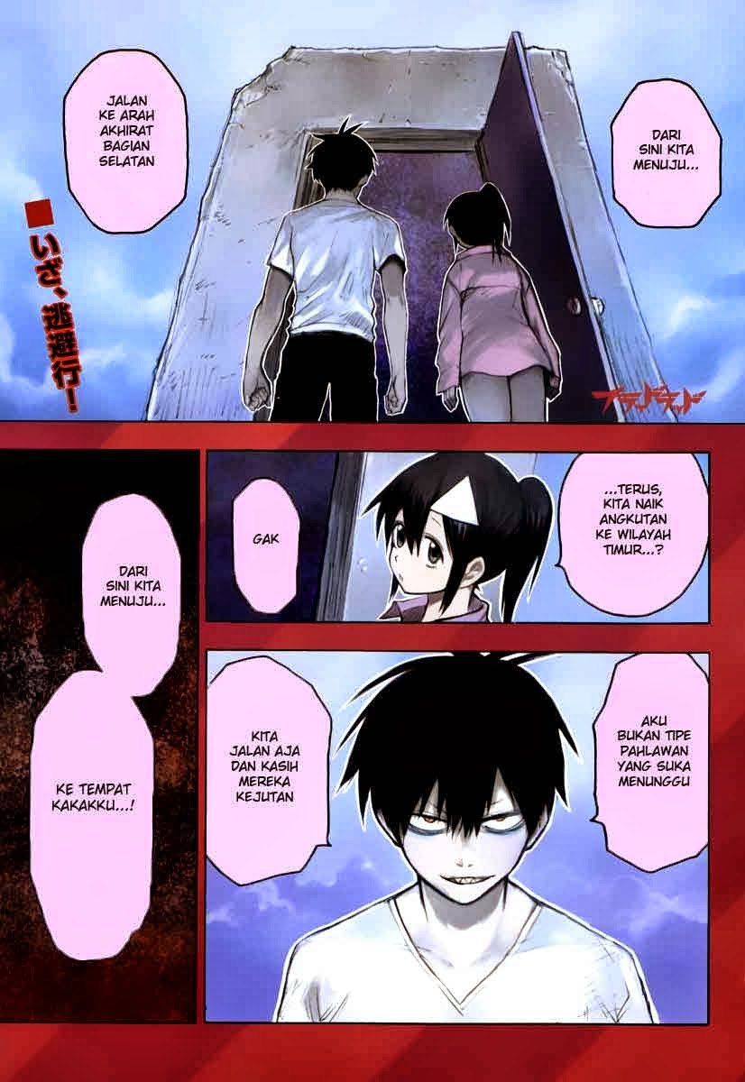 Komik blood lad 031 32 Indonesia blood lad 031 Terbaru 1|Baca Manga Komik Indonesia|