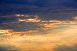 Sonnenlicht am Abend...