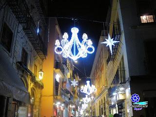 Sevilla - Navidad 2012 - Alumbrado 07
