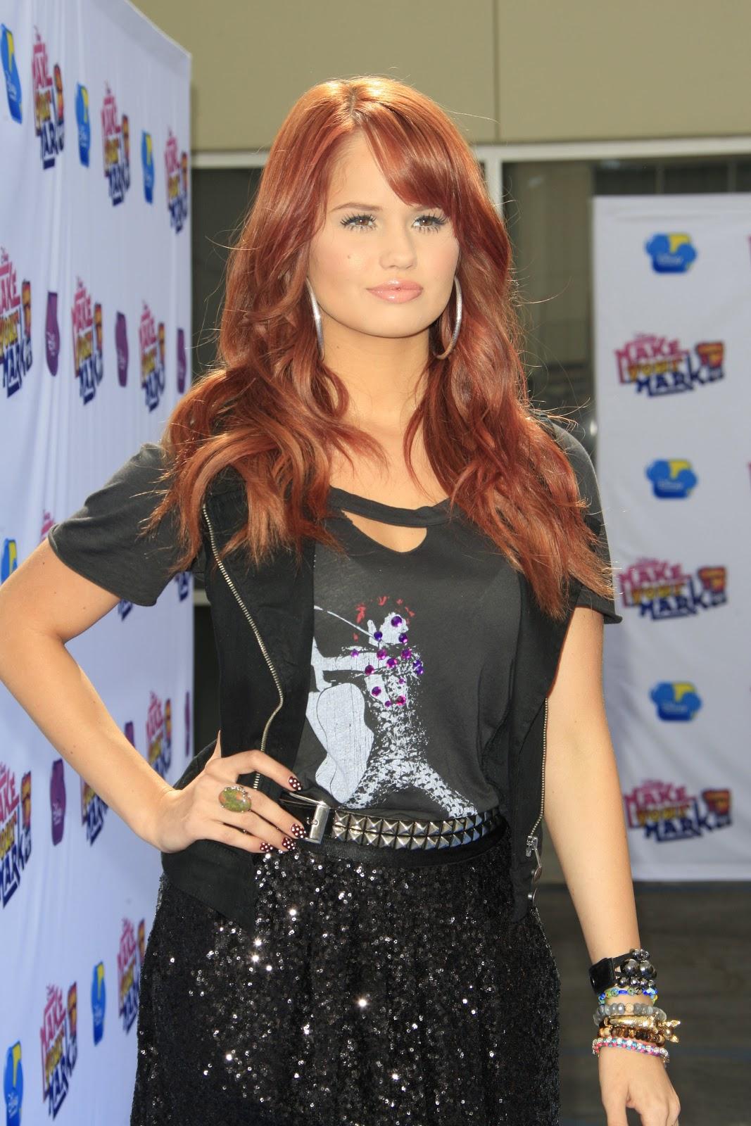 OMG Ladies: Debby Ryan - Make Your Mark Shake It Up Dance Off 2012 LA ...