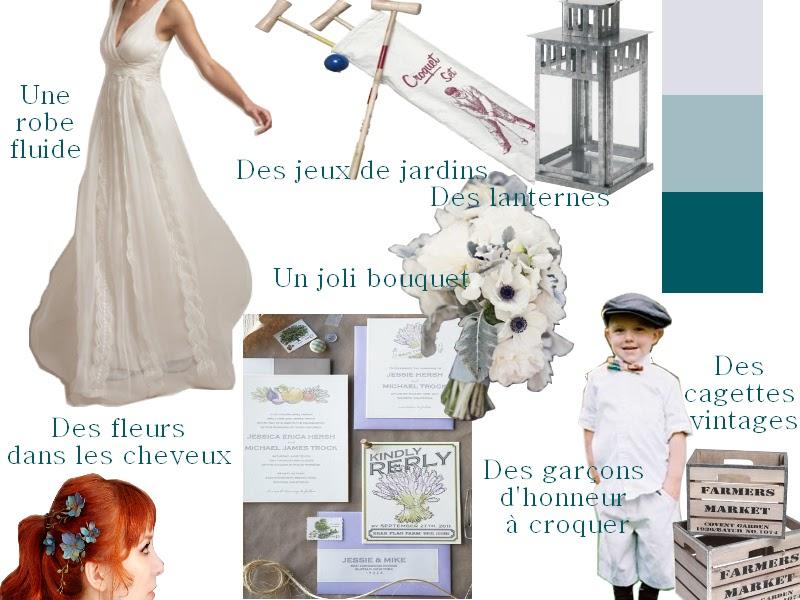 Jolie Papeterie Joli Mariage : Fragments de r�ves un mariage dans les tons gris