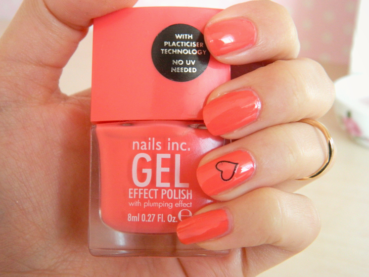 Love from Lisa: Nails Of The Week | Nails Inc Gel Effect Polish