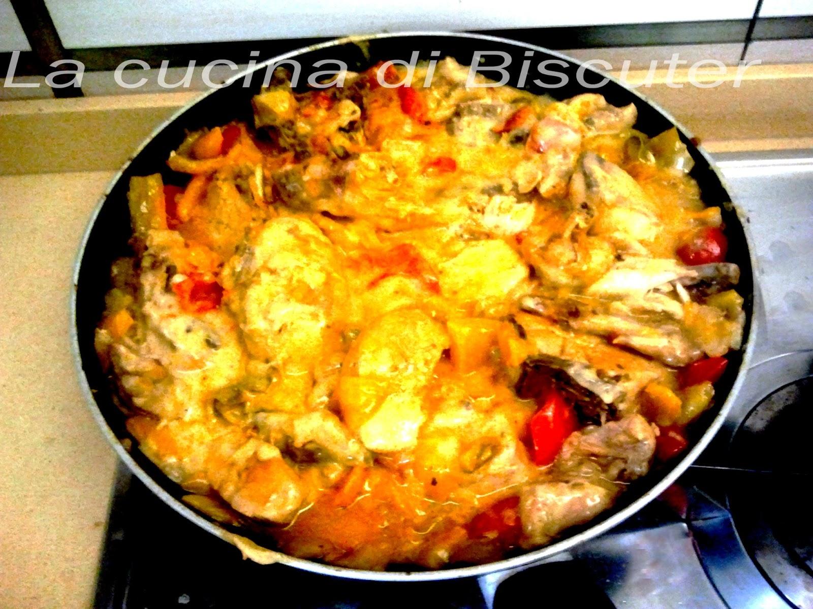 La cucina di Biscuter: Pollo al curry o per dirla all\'inglese ...