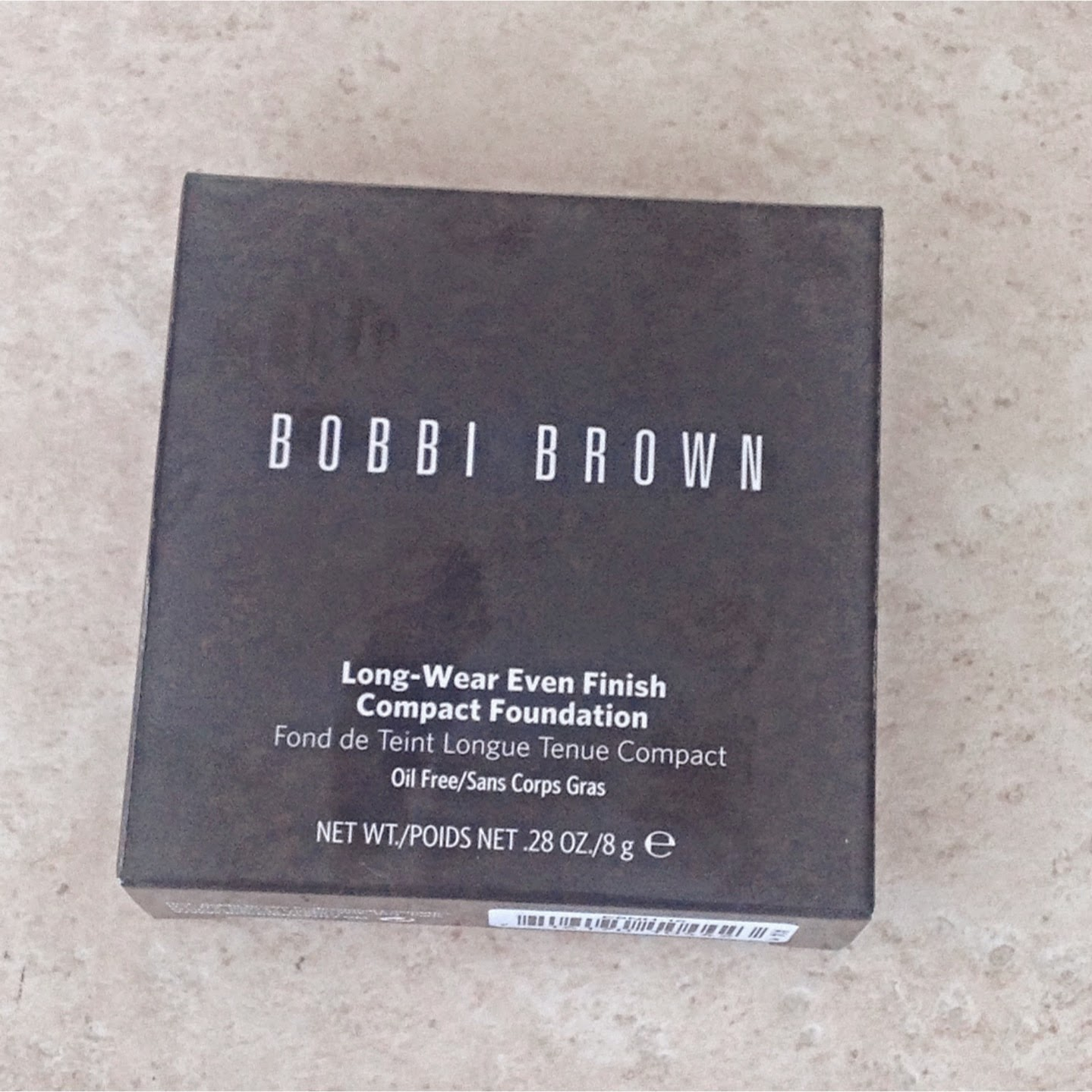 Bobbi Brown Long-Wear Even Finish Compact
