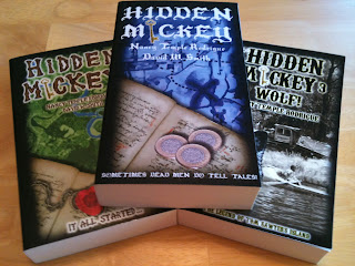 WDW Tiki Room Trivia Facebook Contest   Win Hidden Mickey Novel Collection