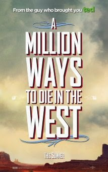 A Million Ways to Die in the West Online