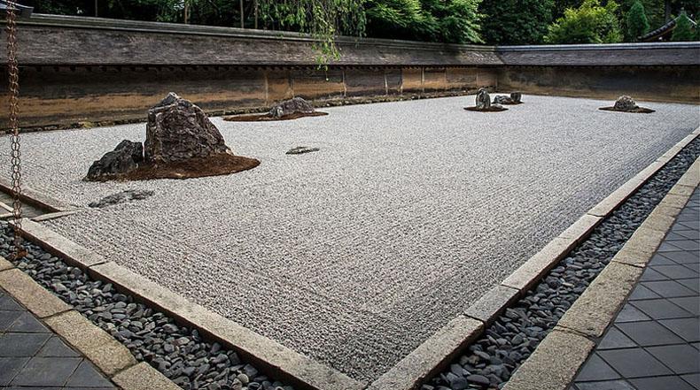 Ryōan-ji: El jardín de rocas japonés que ha existido por más de 500 años