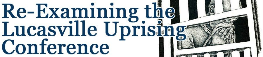 Re-Examining the Lucasville Uprising Conference
