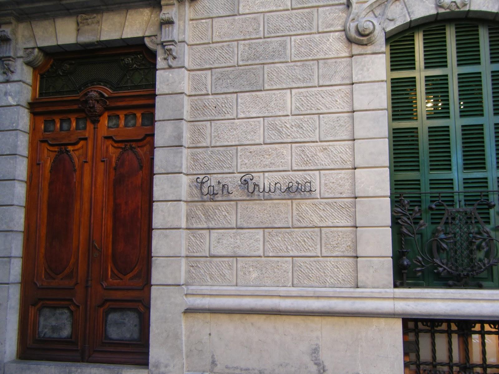 Mallorca testim!: Can Prunera Museu Modernista