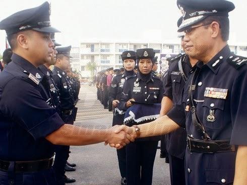 Umpan peragut guna polis wanita