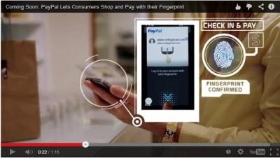 PayPal Luncurkan Pembayaran dengan Sensor Sidik Jari di Galaxy S5