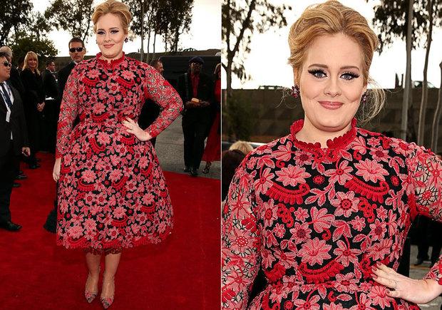 celebrity style makeup - grammy awards 2013