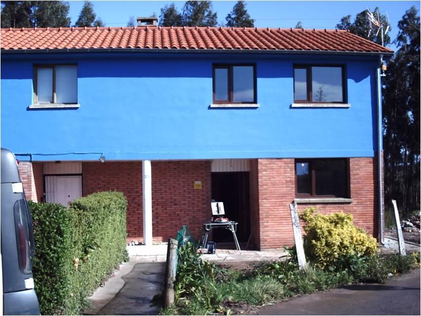 Talleres de empleo de la comarca de la sidra 2009 2010 for Renovacion de casas viejas
