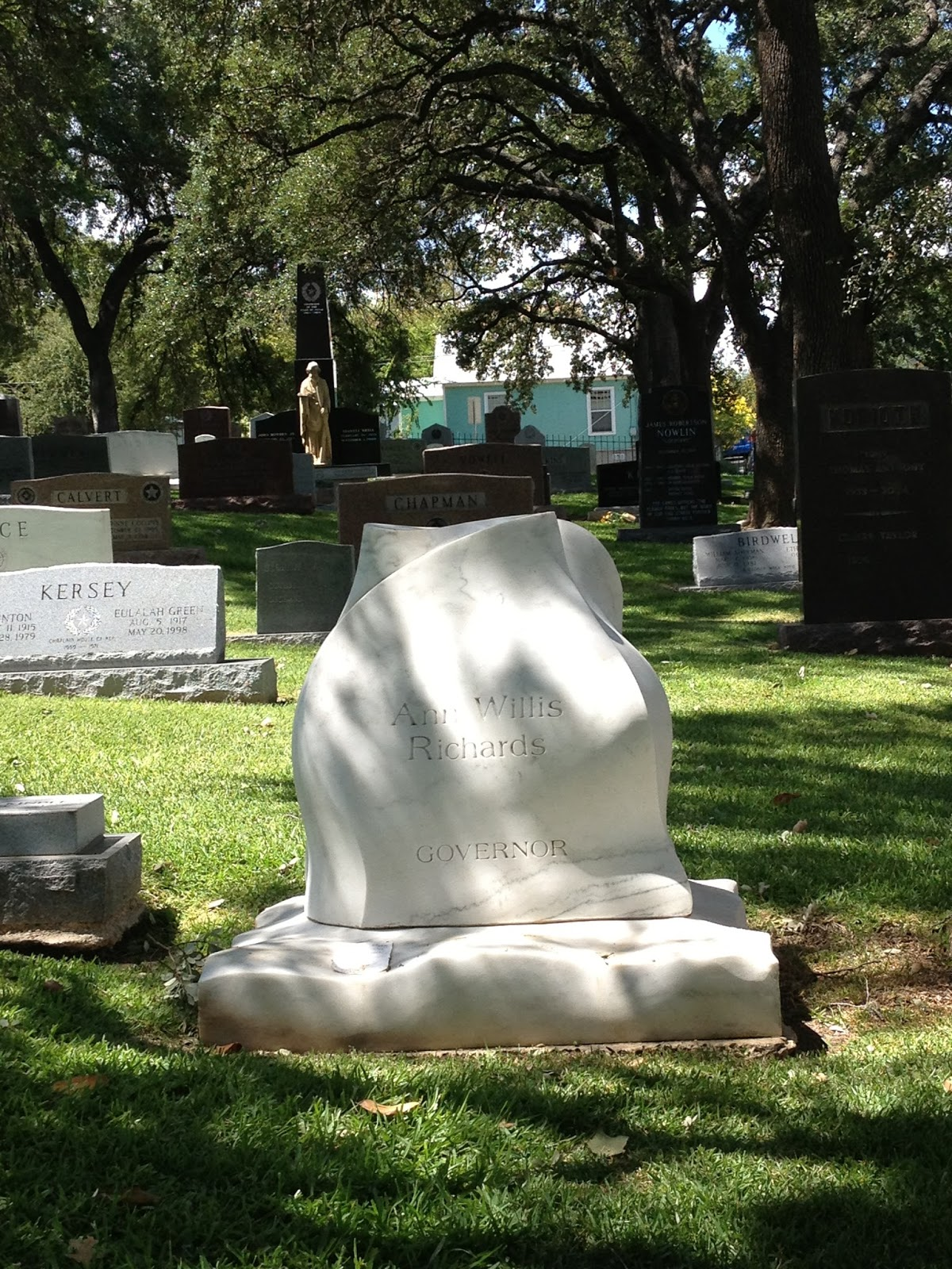 Relive History at the Texas State Cemetery  Free Fun in ...
