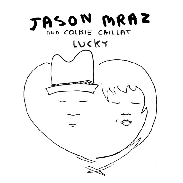 lucky jason mraz colbie caillat  sheet music