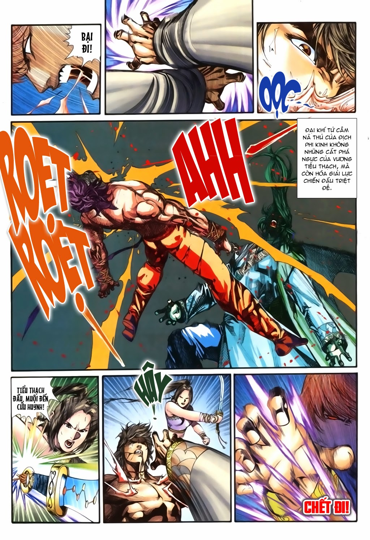 Thuyết Anh Hùng Thùy Thị Anh Hùng chap 16 Trang 10 - Mangak.info