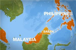 philippine claim to sabah Seven people were reported killed, and four hostages taken, as fighting continued sunday in the malaysian state of sabah over a historic claim to the area by a religious group from the southern philippines.