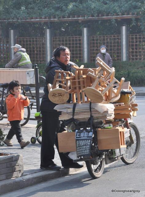 Chair seller