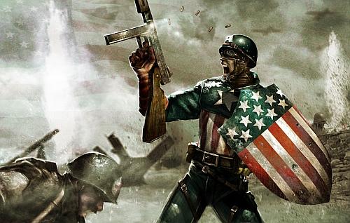 HELICARRIER (Zonas Aledañas al Pentágono) El+Capitan+America01