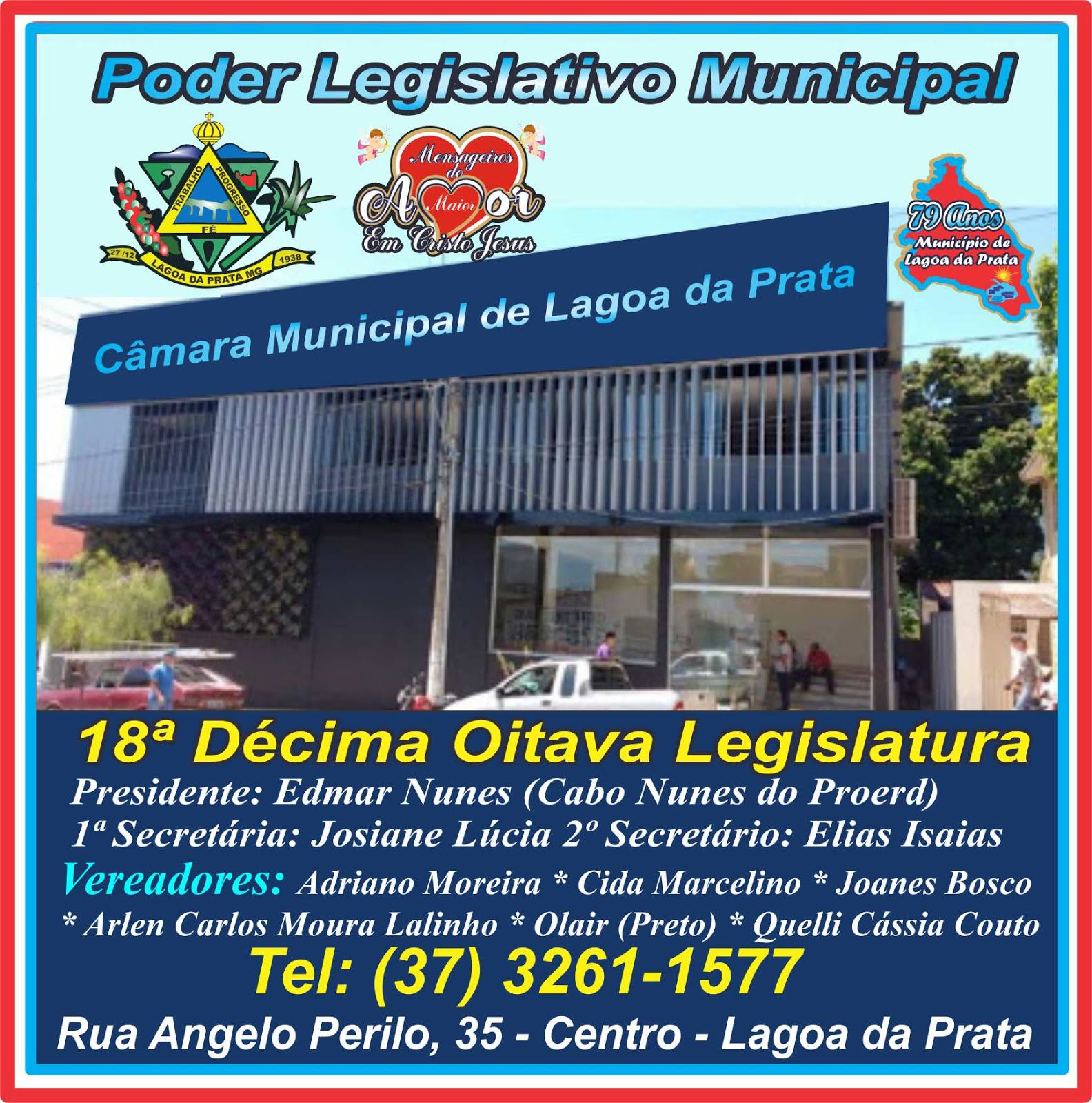 Poder Legislativo Lagopratense