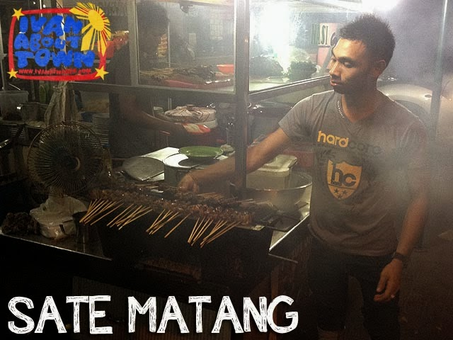 Sate Matang Aceh in Medan, Indonesia